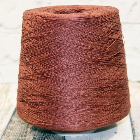 Лен MILLEFILI ZEN 260 медно-коричневый