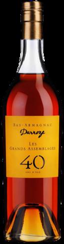 Francis Darroze Les Grands Assemblages 40 ans d'age декантер
