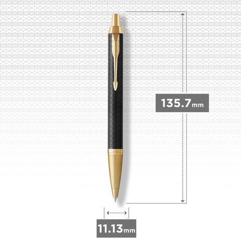 Шариковая ручка Parker IM Premium Black GT123