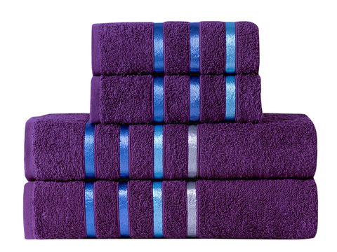 Комплект махровых полотенец