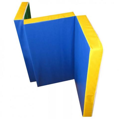 Мат гимнастический (скл.) 1,5х1,0х0,1 метра