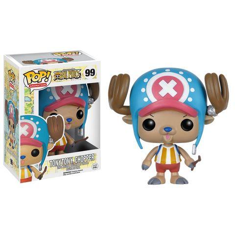 Funko Pop! Vinyl Figure Tony Tony. Chopper (One Piece)    Тони Тони Чоппер