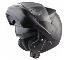 Мотошлем - PROBIKER KX5FLIP UP (металлик, черный)