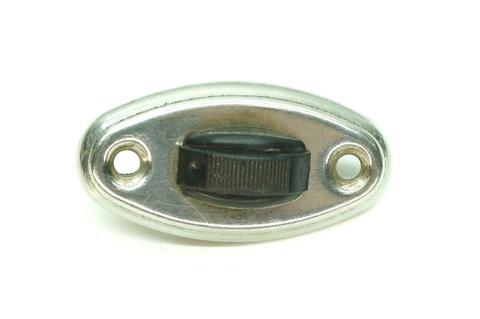 Выключатель света салона Хром ВК 24А ГАЗ 12, 20, 21, 22, 24