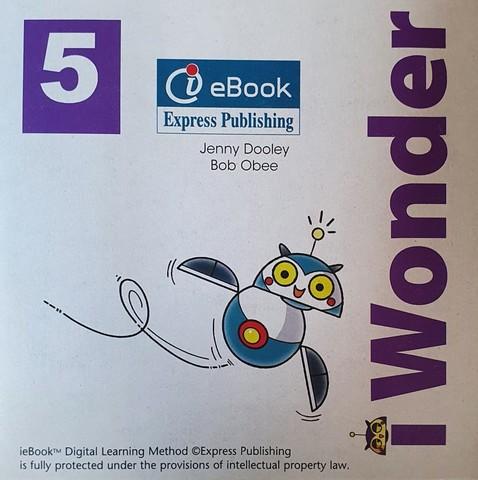 i Wonder 5 - iebook - интерактивный диск к учебнику
