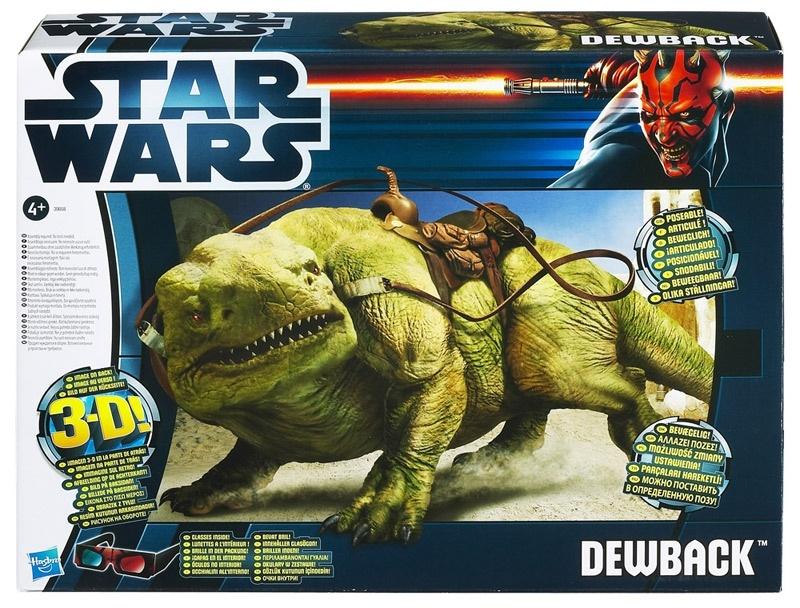 Звездные войны фигурка Дьюбек — Star Wars Dewback