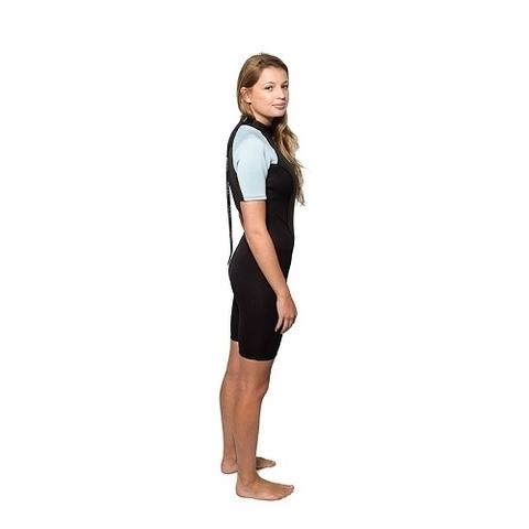 Короткий женский гидрокостюм XCEL GCS SPRING SUIT 2MM