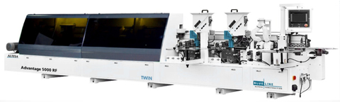 Кромкооблицовочный станок ALTESA Advantage 5000F TWIN