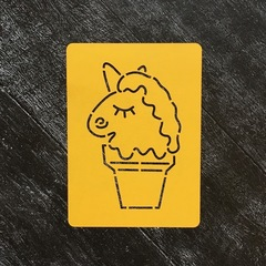 Единорог - мороженое №1