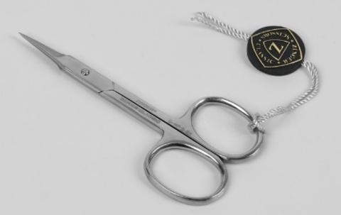 ZINGER Ножницы B-117-S-SH прямые руч. заточка для кутикулы