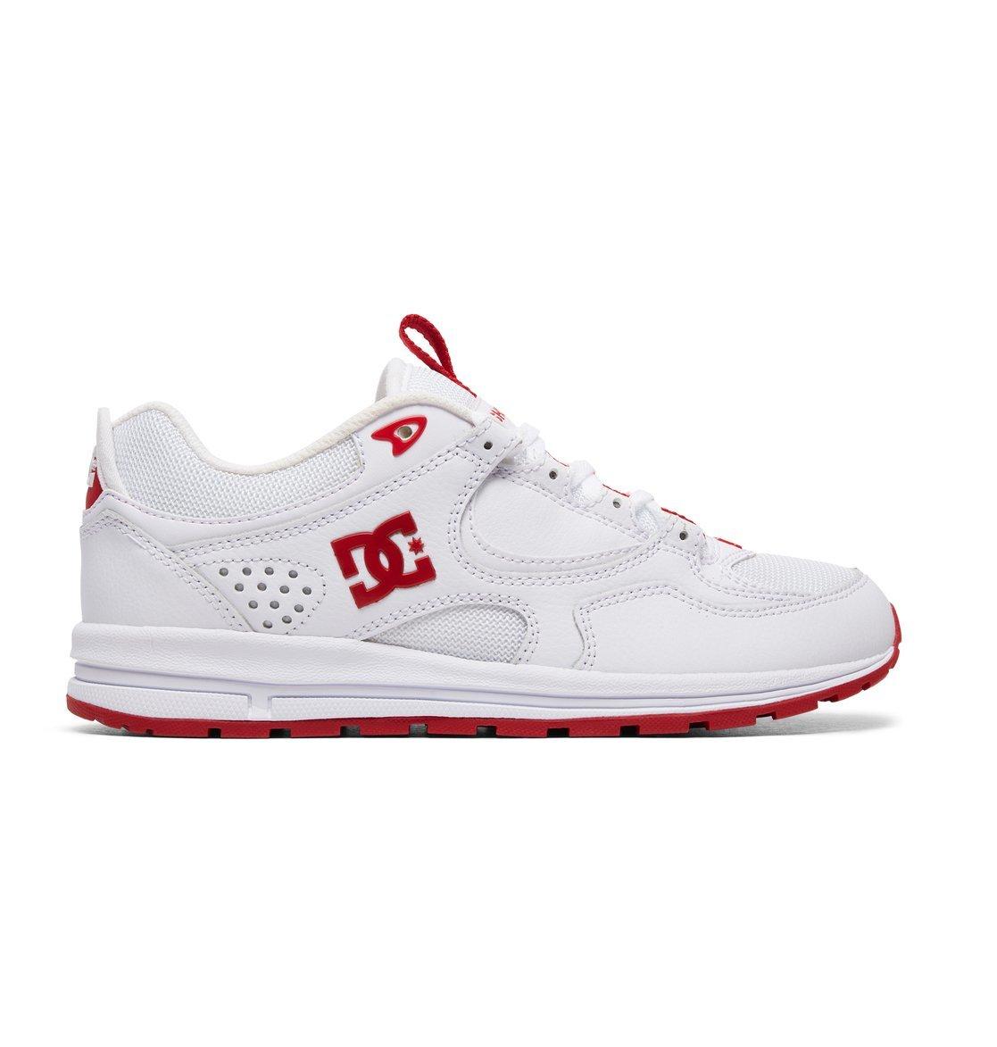 Кеды DC Shoes KALIS LITE J SHOE WRD WHITE/RED