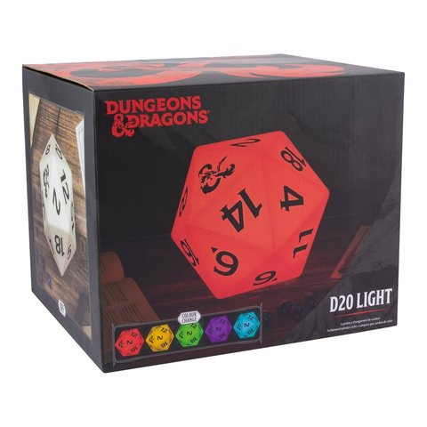 Светильник Dungeons & Dragons D20 Light