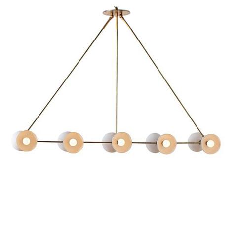 Подвесной светильник копия Trapeze 10 by Apparatus