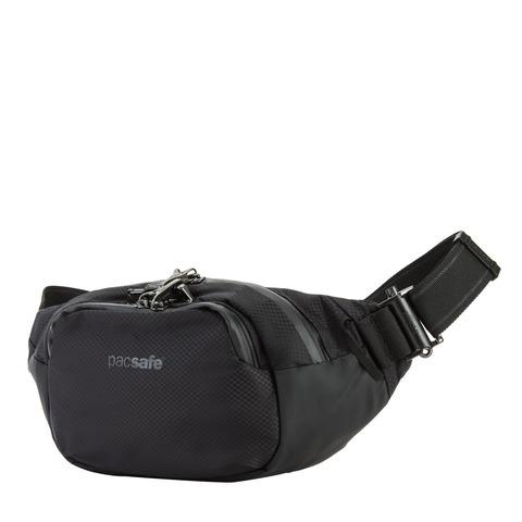Картинка сумка поясная Pacsafe Venturesafe X Waistpack черный - 4