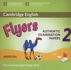 Flyers 2 Audio CD (New format)