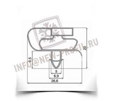 021 профиль схема для Атлант МХМ 2712