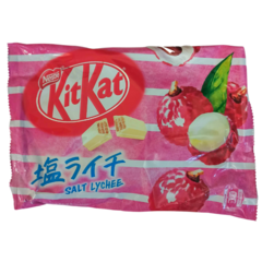 Батончик KitKat Salt Lychee 182 гр