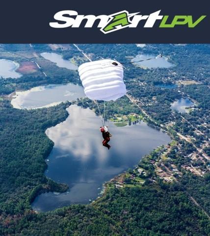 Запасной парашют SMARTLPV  Aerodyne