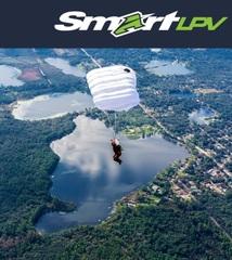 запасной парашют уменьшенного укладочного объема SMART