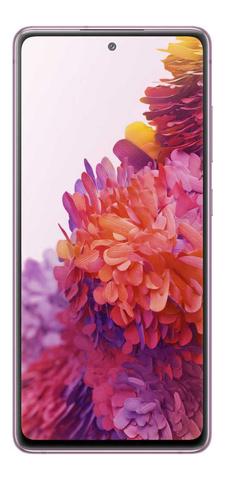 Смартфон Samsung SM-G780F Galaxy S20 FE 128Gb 6Gb лаванда моноблок 3G 4G 2Sim 6.5