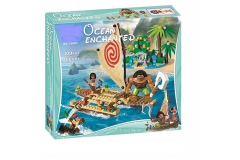 Конструктор 10663 Ocean Enchanted