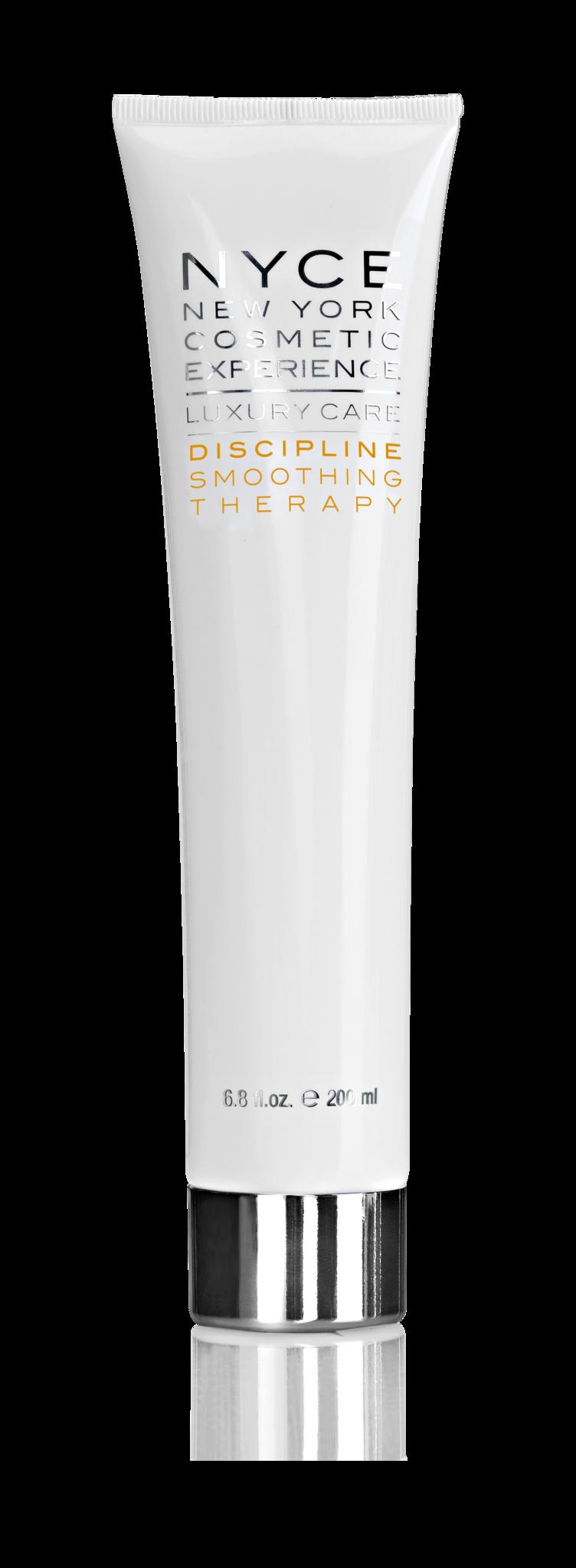 Маска для непослушных волос  NYCE Luxury Care Discipline Smoothing Therapy 200 мл