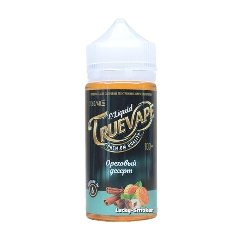 Жидкость True Vape 100 мл Ореховый Десерт