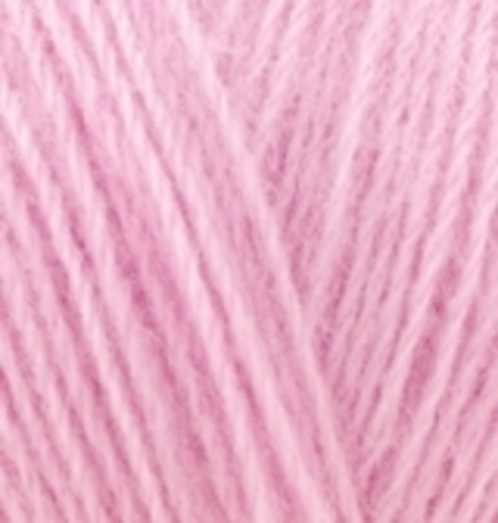 Angora GOLD Alize 185 светло-розовый