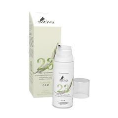 Sativa Крем для лица дневной №23 для нормального и комбинированного типа кожи