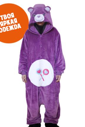 Пижамы кигуруми Заботливый Мишка Share мишка_хороший.jpg