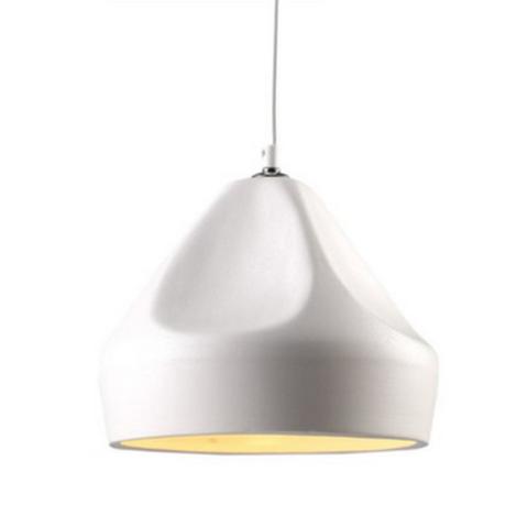 Подвесной светильник копия Pleat Box by Marset D23 (белый)