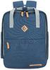 Картинка рюкзак городской Kingcamp Acadia 15 синий - 1