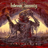 Hideous Divinity / Simulacrum (Limited Edition)(CD)