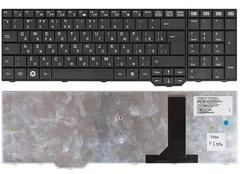 Клавиатура Fujitsu AMILO XA3520 ЧЕРНАЯ PN AEEF9U00010, V080329DK4, V080346DK4