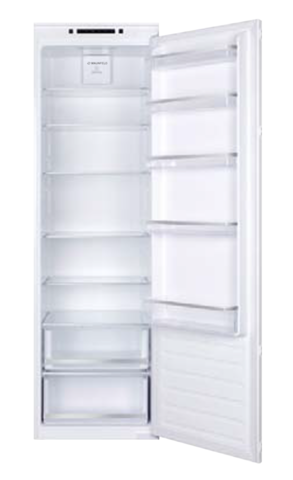 Встраиваемый холодильник Maunfeld MBL177SW