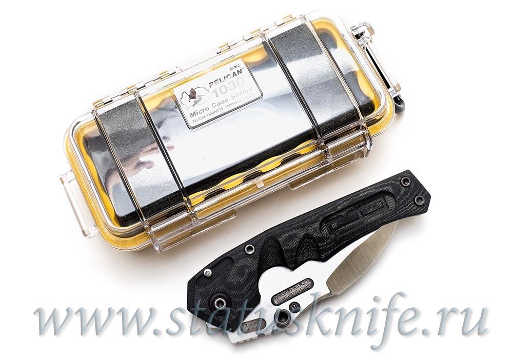 Нож Dwaine Carrillo Tunnel Ratt 6 Кастом - фотография