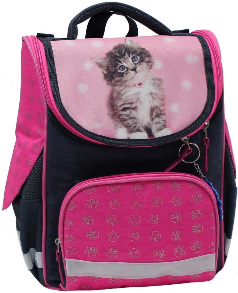 Школьные рюкзаки Рюкзак школьный каркасный Bagland Успех 12 л. Серый (кот 65) (00551702) fb49c7f398e2f14cadda7fd635df6bb0.JPG