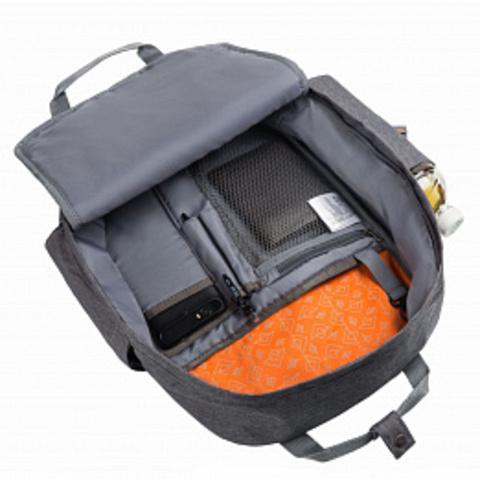 Картинка рюкзак городской Kingcamp Acadia 15 синий - 2