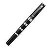 Parker Ingenuity - Black Rubber & Metal CT, ручка 5th пишущий узел, F, BL