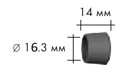 Переходная деталь к горелке RF45 (016.D101)