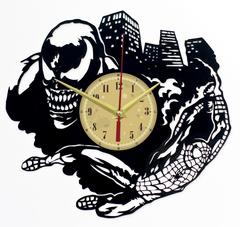 Человек паук Часы из Пластинки — Веном