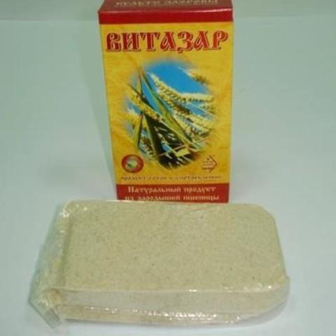 Продукт из зародышей пшеницы Витазар, 100 гр. (СибТар)