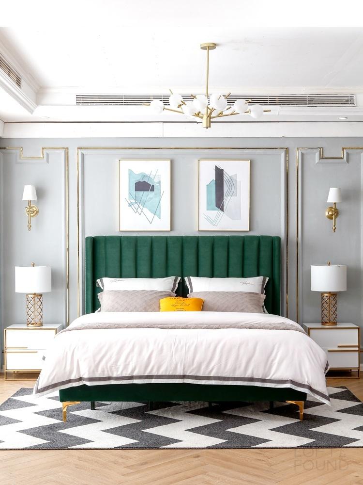 Кровать Nika