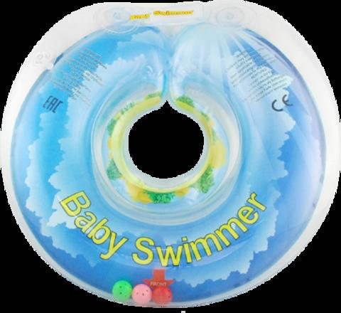 Baby-Krug. Детский круг для купания на шею, 6-36 мес