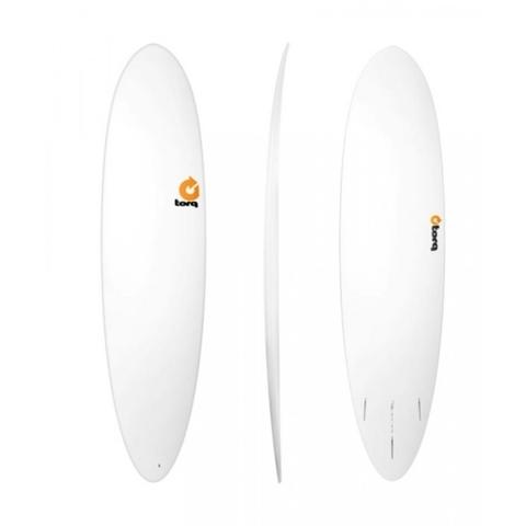Серфборд TORQ Epoxy 7'6 Funboard White