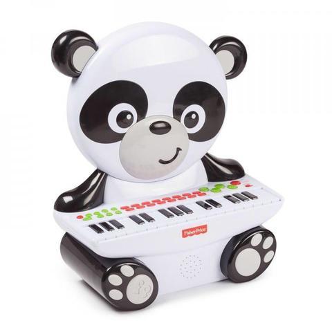 Музыкальная игрушка Fisher Price Пианино Панда напрокат