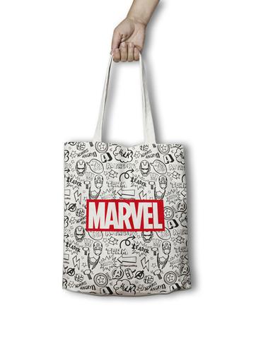 Хлопковая сумка Мстители