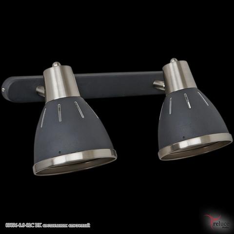 05056-0.8-02C BK светильник спотовый