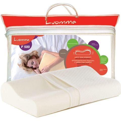 Ортопедическая подушка Luomma F-500 с эффектом памяти
