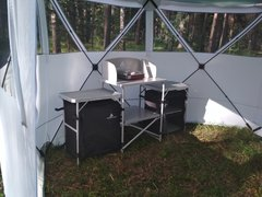 Кухня кемпинговая Woodland Camping Kitchen Max KP-03
